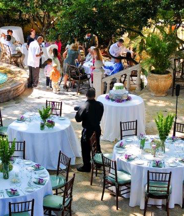 Wedding reception at The Addison Boca Raton