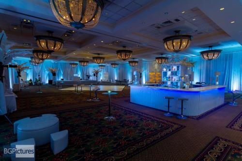 White Party reception, Marriott West Palm Beach, ABC Annual Conference