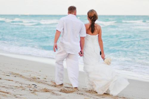 Beach wedding Miami beach, Full Service Wedding Planner, Florida