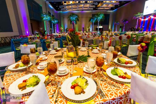 Association of Bridal Consultants Annual Conference lunch in West Palm Beach